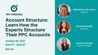 Two experts debate how the perfect PPC account structure has changed