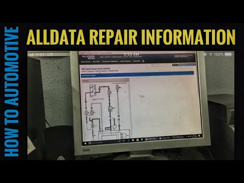 How to Automotive Product Review of  ALLDATA – OEM Repair Information for Automotive Repair