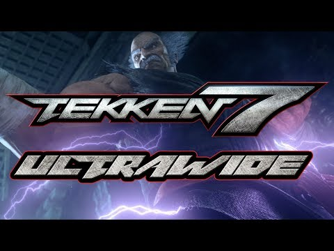 21:9 widescreen 3440*1440 is really possible now!!! :: TEKKEN 7