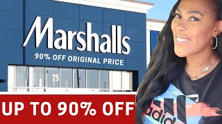 Marshalls CLEARANCE EVENT! 90% Off Name Brands!