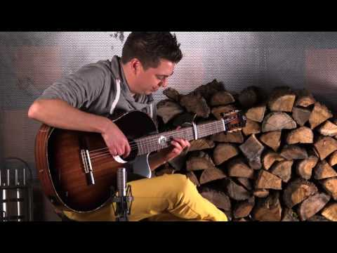 "ORTEGA GUITARS | Thomas Zwijsen plays ""The Trooper"" on the ECLIPSE SUITE C/E"