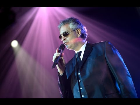 Andrea Bocelli - My Way ( A Mi Manera )