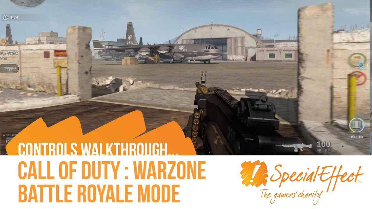 video placeholder for Call of Duty: Warzone Battle Royale | Controls Walkthrough Video