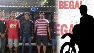 Polisi Tangkap Komplotan Begal di Daerah Cakung, Satu di Antaranya Bawa Samurai di Jok Motor