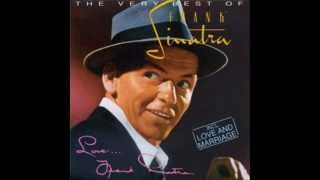Frank Sinatra  '(Love Is) The Tender Trap'