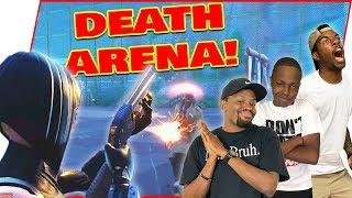 EPIC Gun Battles In A Fortnite Death Arena! - Fortnite Season 7 Gameplay