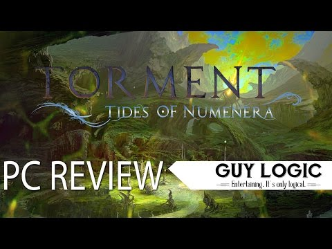Torment: Tides of numenera - Logic Review video thumbnail