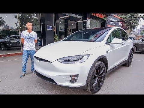 Ô tô điện Tesla Model X