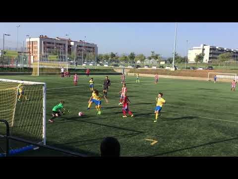 Vilablareix - Sant Celoni Alevin preferente 2018 - 2019