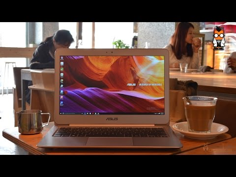 Asus Zenbook UX305UA Review - 6th Generation Core