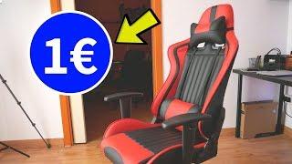 Sedia Gaming a 1 EURO [ Come fare ]