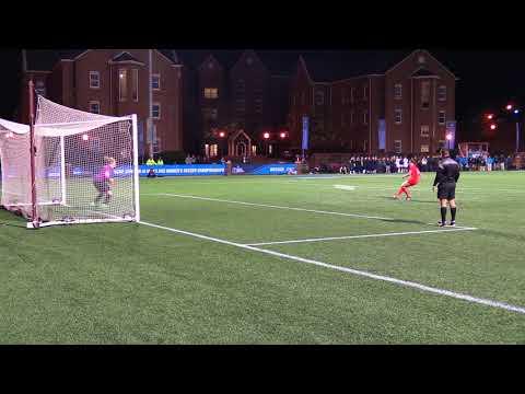 Megan Wolf Penalty Kick