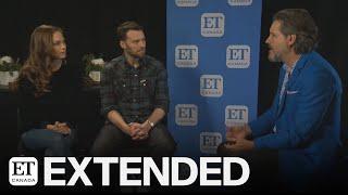 Kristin Kreuk, Peter Mooney Talks Burden Of Truth Season 3 | EXTENDED