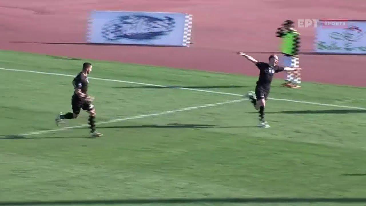 Super League 2 | ΟΦΙ – Δόξα Δράμας: Σαν σε προπόνηση το 1-3 ο Αγγελόπουλος | ΕΡΤ