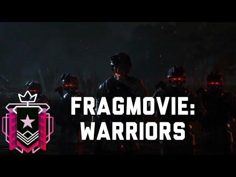 FRAGMOVIE: WARRIORS - Rainbow Six Siege Console Champion