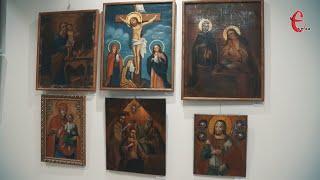 Колекція старовинних хатніх ікон: церква їх засуджувала, а музеї не приймали (ФОТО+ВІДЕО)