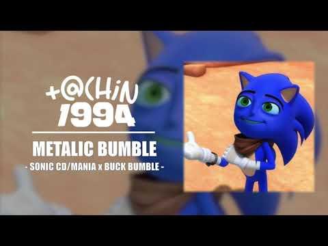 [Metalic Madness x Buck Bumble] - METALIC BUMBLE