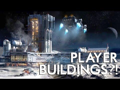 3305 Elite Dangerous - Player Buildings?! ~5 Billion Per Hour Credits Error