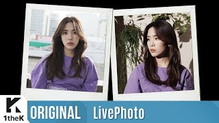 LivePhoto(라이브포토): Kim Na Young(김나영) _ I Can