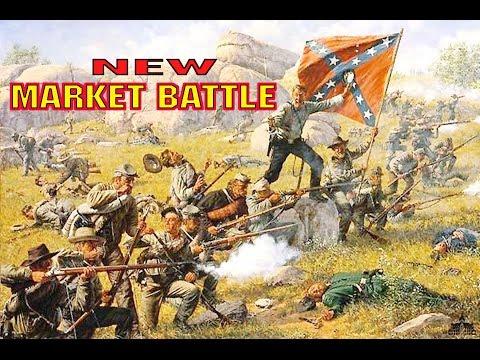 AMERICAN CIVIL WAR- BATTLE OF NEW MARKET 2/2