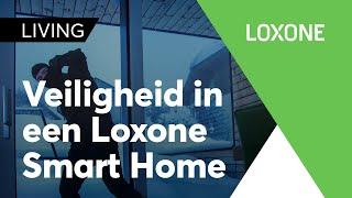 Veiligheid in een Loxone Smart Home