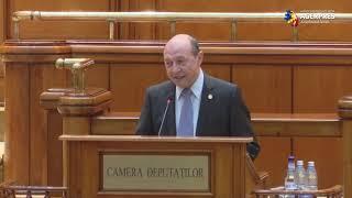 Băsescu: Discursul premierului nu pune degetul pe niciuna dintre priorităţile României