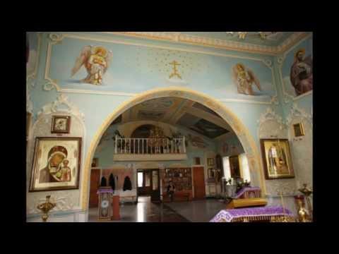 Церковь село барановское