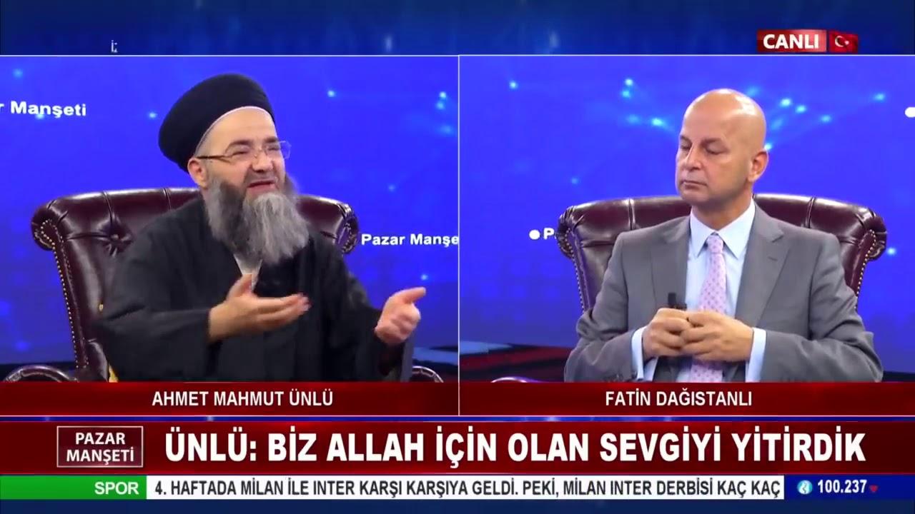 Fatin Dağıstanlı ile Pazar Manşeti 22 Eylül 2019 Akit TV - Cübbeli Ahmet Hocaefendi