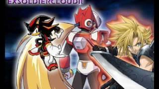 EXSOLDIERCLOUDII OST #1 Origa Rise