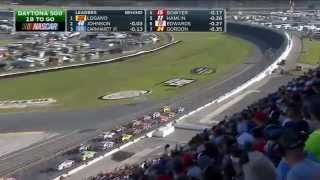 NASCAR - Daytona2015 Race Full
