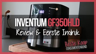 Inventum GF350HLD Review - Airfryer Test