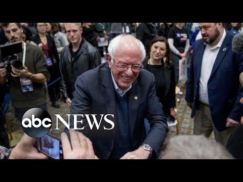 Bernie Sanders tops new poll ahead of Iowa caucuses l ABC News