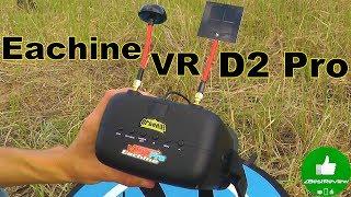 ✔ Новый Народный FPV Шлем Eachine VR D2 Pro за 79.99$ с Banggood