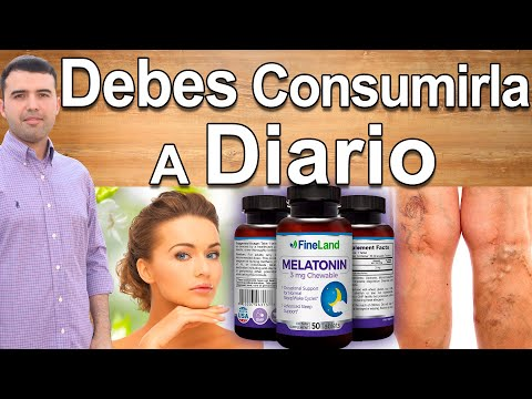 La Melatonina Puede Brindarte Todos Estos Beneficios
