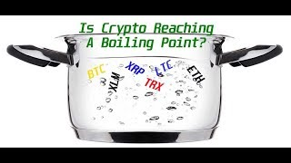 XRP King of Coins: With All The Activity Is Crypto Ready For A Shift?