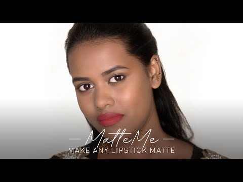 Matte Makeup Looks | Make Any Lipstick Matte | MyGlamm | Tip and Tricks