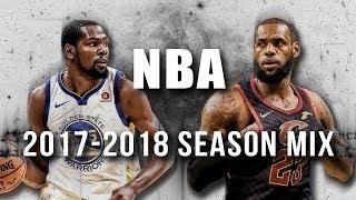 NBAテンションを上げまくるNBA2017-2018シーズンミックスバスケ