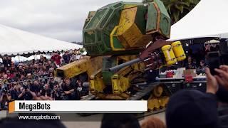 Megabots Giant Fighting Robot
