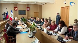 Вероятный паводок стал главной темой заседания областной комиссии по чрезвычайным ситуациям