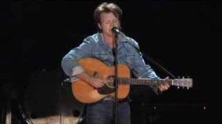"John Mellencamp - NEW SONG - ""A Ride Back Home"" LIVE"