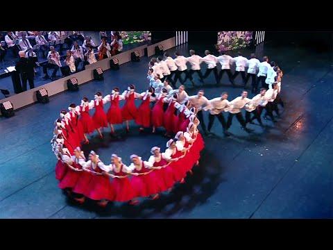 What a Stunning Russian Folk Dance Performance!