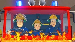 Sam Le Pompier Francais Sam Hors Route Episode Complet