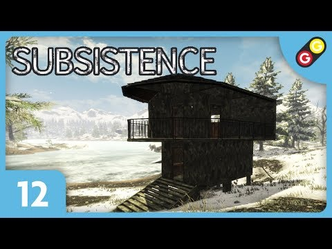 Subsistence #12 On attaque des grosses bases ! [FR]
