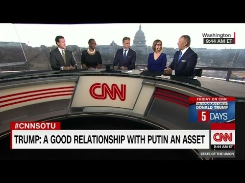 Trump: 'If Putin likes Trump ... that's called ...