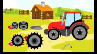 Animals Farm For Kids | Game For Kids
