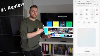 Review/Erfahrungsbericht - Samsung 55 Zoll Q60R