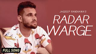 Radar Warge  Jagdeep Randhawa