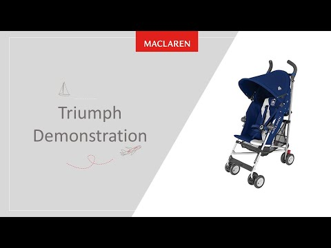 The Maclaren Triumph Demonstration Video