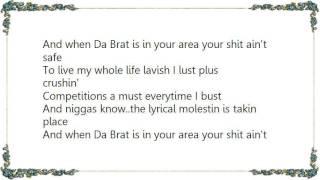Da Brat - Lyrical Molestation Lyrics