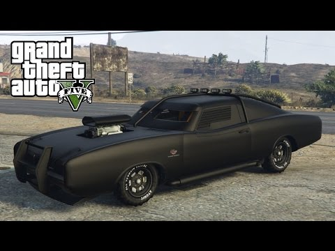 GTA 5 - How To Get The Duke O' Death